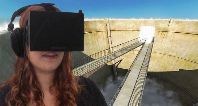 What´s happening ?, A personal journey for occulus rift